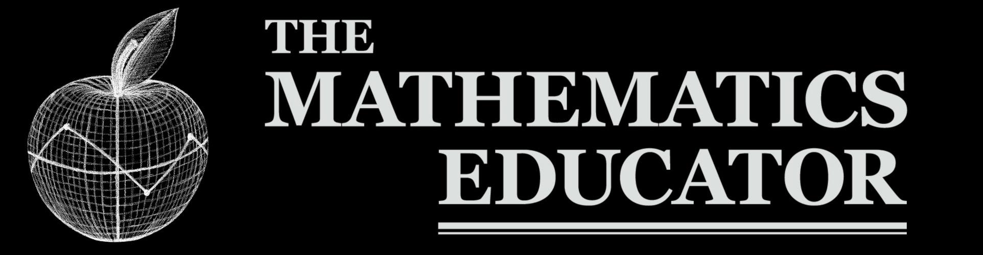 Apple Logo for The Mathematics Educator